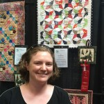 Quilting in the Pines Show 2014